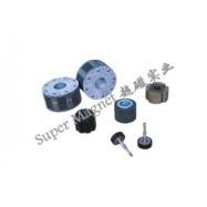 Magnet with Metal/Plastics Assy