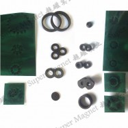 Injection Ferrite magnets