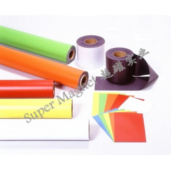 Flexible Magnetic Sheet/Rubber Magnet Sheet