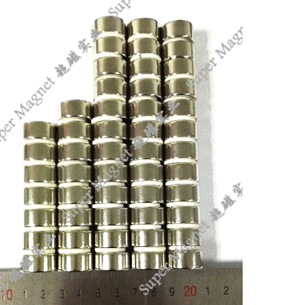ND20*10mm Sintered NdFeB magnets Grade N52