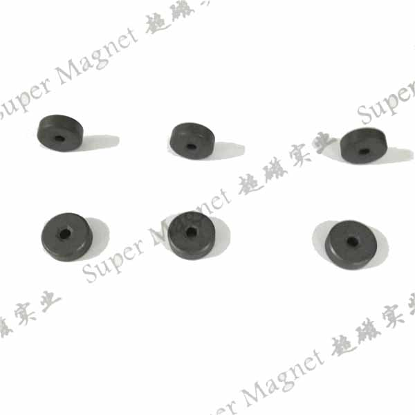 FR18.05*4*6.5 mm isotropic hard ferrite magnets