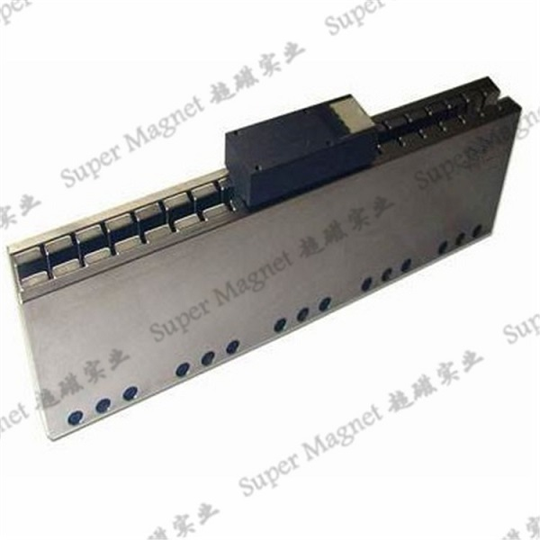 Super Magnet Co. Ltd Linear Motor Magnets