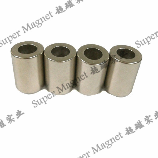 NRD18*10*25mm  Neodymium magnets Diametral magnetized Grade N38