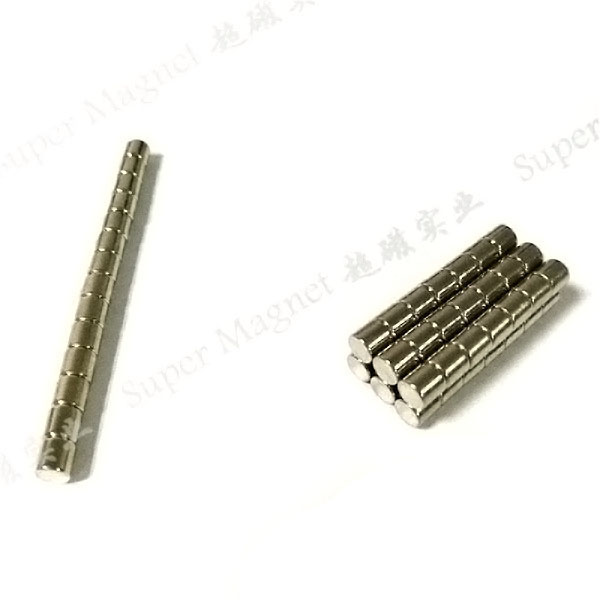 disc neodymium magnets dia 4mm