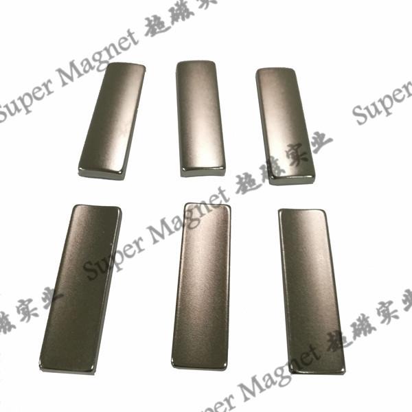 segment neodymium magnets