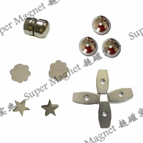 special shape Neodymium magnets