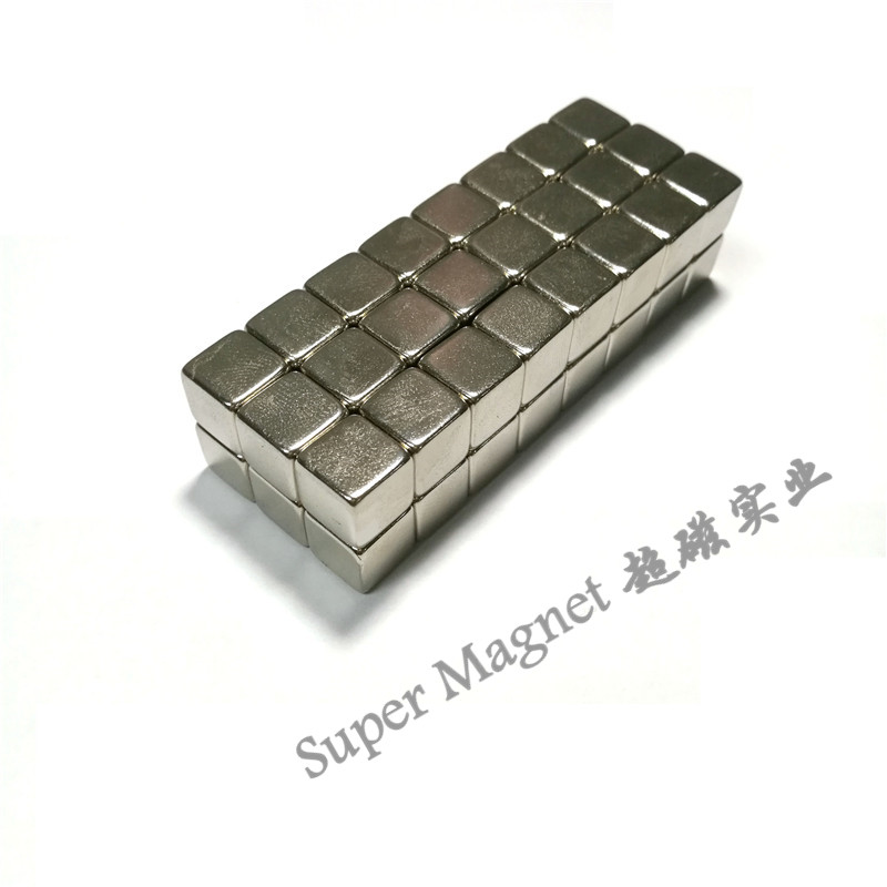 10x10x10mm block magnets neodymium
