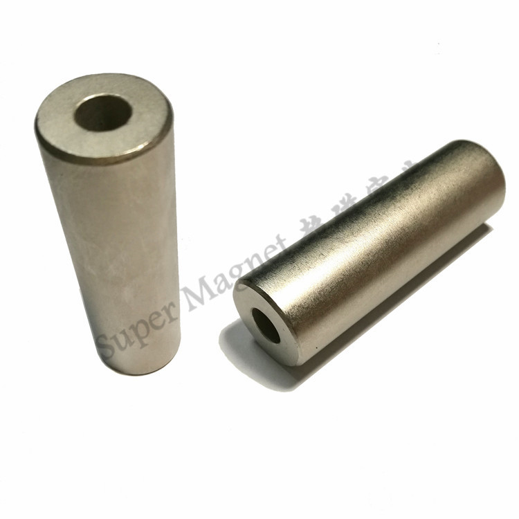 NRD20*8*64mm  Neodymium magnets Diametral magnetized Grade N38SH